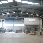 Alquiler nave industrial Picassent
