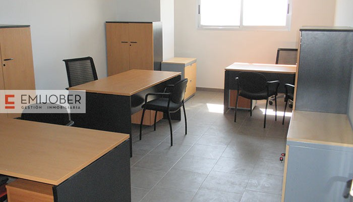 Alquiler oficinas en catarroja desde 15 a 60m2 for Oficinas prop valencia